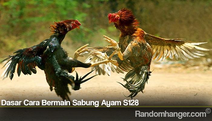 Dasar Cara Bermain Sabung Ayam S128